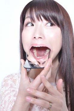 加藤ツバキsanの歯