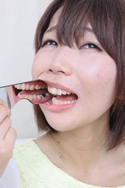 大橋優子 6番 デンタルフロス
