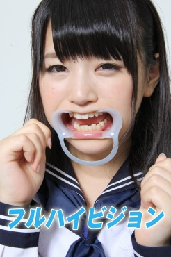 つな 片八重歯 フルハイビジョン